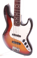 1993 Fender Jazz Bass sunburst