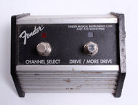 1990s Fender Channel Switch