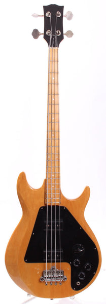 1970s Gibson Ripper Bass Replica natural