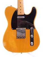 1986 Fender Telecaster '52 Reissue butterscotch blonde