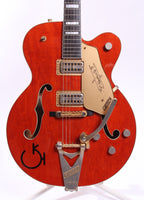 1996 Gretsch 6120W Nashville orange