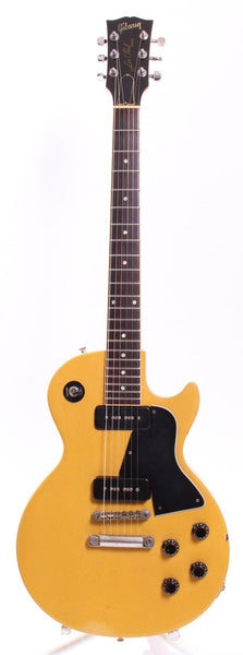 1997 Gibson Les Paul Special TV yellow