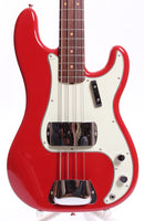 2016 Fender American Vintage 63 Reissue Precision Bass seminole red