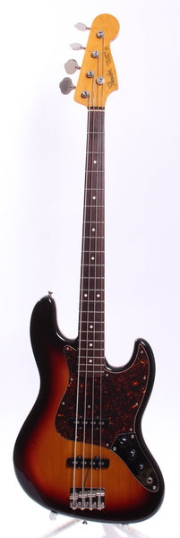2004 Fender Jazz Bass '62 Reissue sunburst