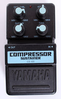1980s Yamaha Compressor Sustainer CS-100