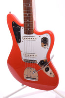 1999 Fender Japan Jaguar '65 Reissue fiesta red