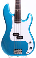 1994 Fender Precision Bass lake placid blue