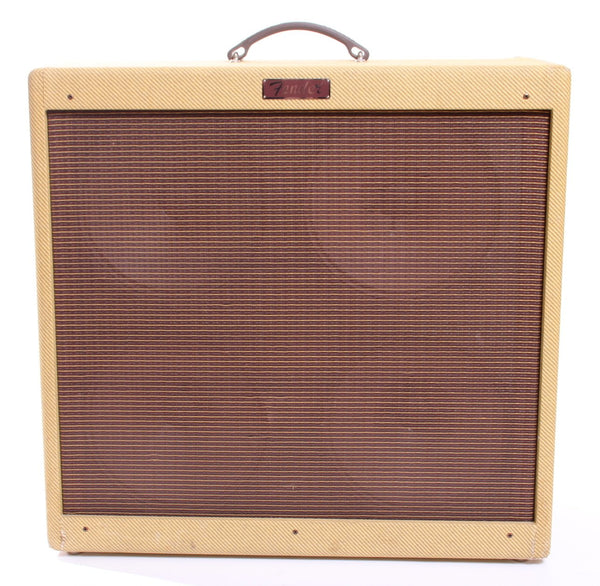 "1990s Fender Blues DeVille 4x10"" tweed"