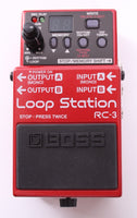 2012 Boss Loop Station RC-3 NOS