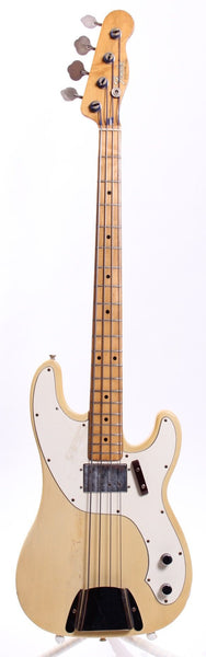 1973 Fender Telecaster Bass blond