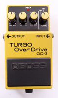 1991 Boss OD-2 Turbo Overdrive