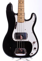1974 Fender Precision Bass black