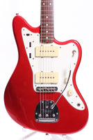 1997 Fender Jazzmaster 66 Reissue candy apple red