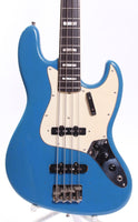 1974 Fender Jazz Bass maui blue