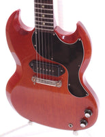 1963 Gibson SG Junior cherry red