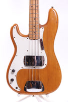 1975 Fender Precision Bass LEFTY natural