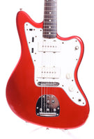 1999 Fender Jazzmaster '66 Reissue candy apple red