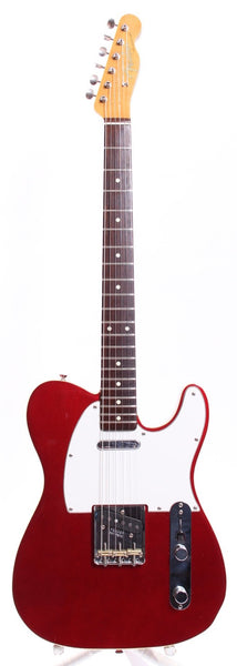 1985 Fender Telecaster Custom 62 Reissue candy apple red