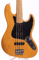 1992 Fender Jazz Bass 75 Reissue natural