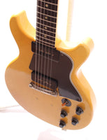 1959 Gibson Les Paul Special DC tv yellow