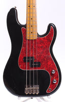 1982 Fender Precision Bass '57 Reissue black JV Series