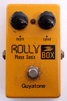 1978 Guyatone Rolly Phase Sonix Box