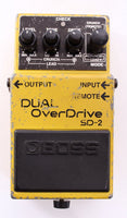 1990s Boss SD-2 Dual Overdrive