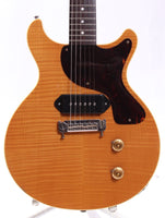 1987 Greco Les Paul Junior DC flametop