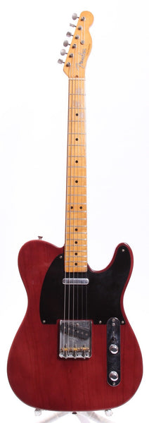 1993 Fender Telecaster American Vintage 52 Reissue cherry red