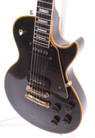 1972 Gibson Les Paul Custom Limited Edition 54 Reissue black