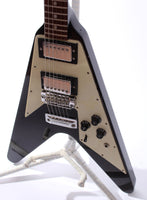 1970s Hoyer Flying V Arrow Model 5069 black