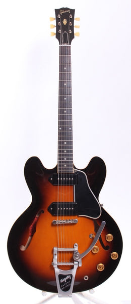 2013 Gibson ES-335 Luther Dickinson Custom Shop VOS sunburst