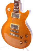 1990 Greco Mint Collection Les Paul Standard lemon drop
