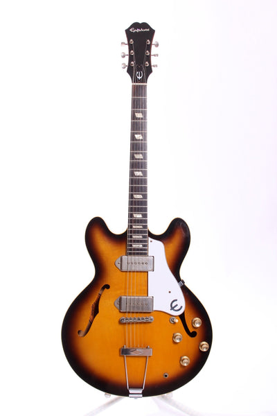 1996 Epiphone Japan Casino Vintage sunburst