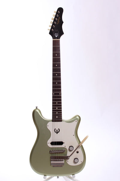 1999 Epiphone Olympic peppermint green metallic
