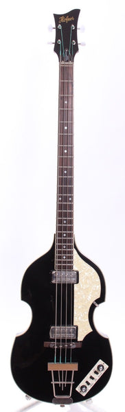 2005 Höfner 500/1 Bass Contemporary Series black
