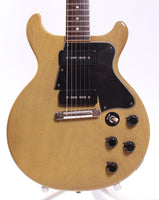2006 Gibson Les Paul Special Double Cut Historic VOS Yamano tv yellow