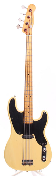 1983 Fender Precision Bass '54 Reissue blond