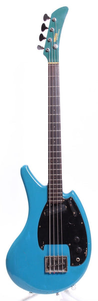 1967 Yamaha SB-1C Flying Banana Bass blue