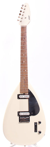 2007 Vox MKIII Custom Shop Limited Edition white