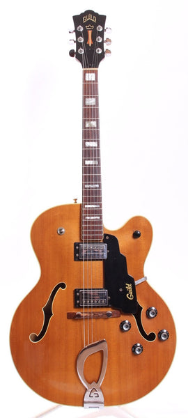 1973 Guild X-175 Manhattan blond