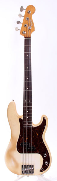 2000 Fender Precision Bass American Vintage 62 Reissue olympic white
