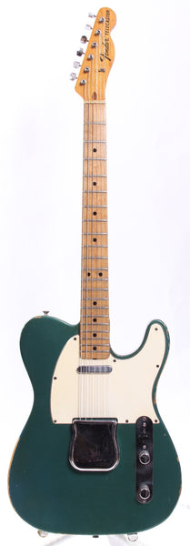 1970 Fender Telecaster lake placid blue
