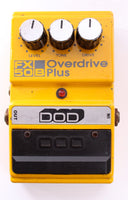 1980s DOD Overdrive Plus FX50