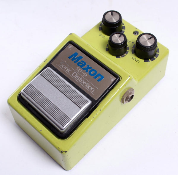 1983 Maxon SD-9 Sonic Distortion