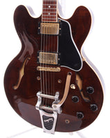 2001 Gibson ES-335 Dot walnut brown