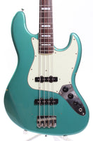 2005 Fender Jazz Bass 75 Reissue ocean turquoise metallic