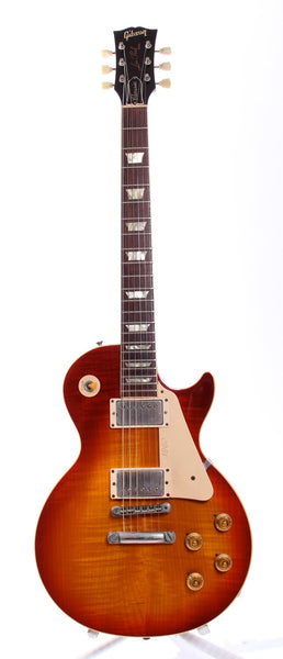 1992 Gibson Les Paul Classic Plus heritage cherry sunburst