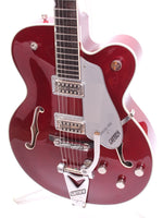 2002 Gretsch 6119 Tennessee Rose cherry red