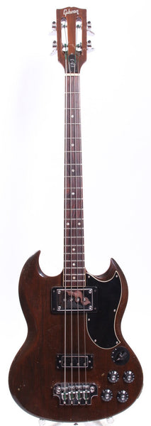 1971 Gibson EB-3 Slotted Headstock walnut